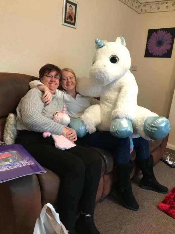Did Someone say Giant Unicorn Teddy?